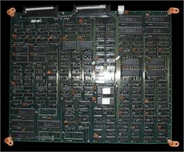Printed Circuit Board for Mechanized Attack.