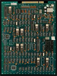 Printed Circuit Board for Meikyu Jima.