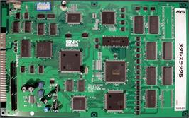 Printed Circuit Board for Metal Slug 5.