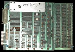 Printed Circuit Board for Minefield.