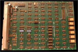 Printed Circuit Board for Missile Combat.