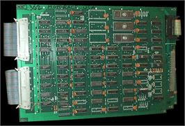 Printed Circuit Board for MotoRace USA.