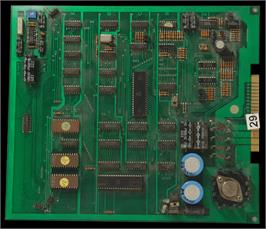 Printed Circuit Board for Muroge Monaco.