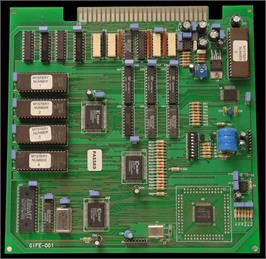 Printed Circuit Board for Mystery Number.
