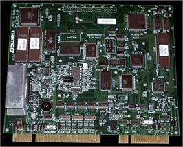 Printed Circuit Board for Namco Classic Collection Vol.1.