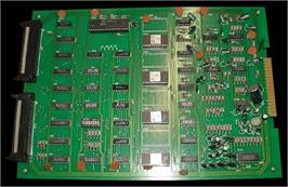 Printed Circuit Board for Naughty Boy.