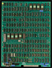 Printed Circuit Board for Nova 2001.