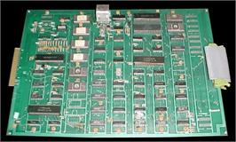 Printed Circuit Board for Omega.