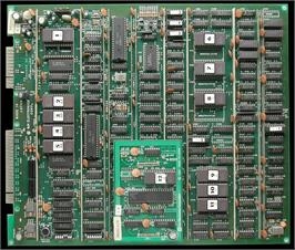 Printed Circuit Board for Pettan Pyuu.
