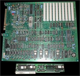 Printed Circuit Board for PinBot.
