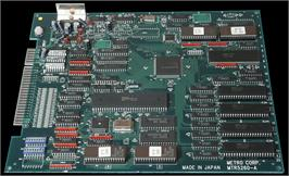 Printed Circuit Board for Poitto!.