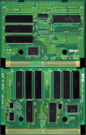 Printed Circuit Board for Power Spikes II.