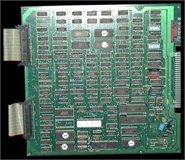 Printed Circuit Board for Psychic 5.