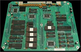 Printed Circuit Board for PuLiRuLa.