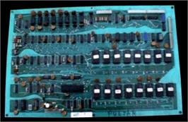 Printed Circuit Board for Pulsar.