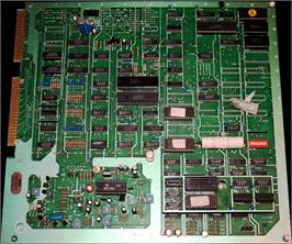 Printed Circuit Board for Quarter Horse.