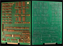 Printed Circuit Board for Quiz.