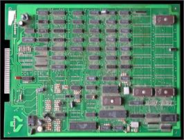 Printed Circuit Board for Quiz Olympic.