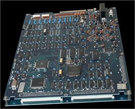 Printed Circuit Board for R-Type.