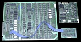 Printed Circuit Board for Reactor.