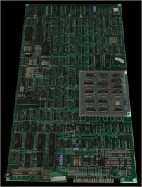 Printed Circuit Board for Return of the Jedi.