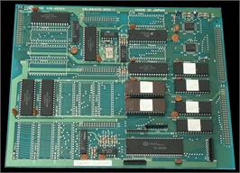 Printed Circuit Board for Rod-Land.