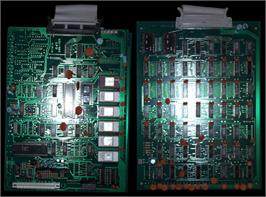 Printed Circuit Board for Rotary Fighter.