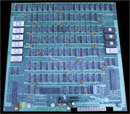 Printed Circuit Board for Route 16.