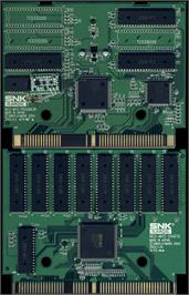 Printed Circuit Board for SNK vs. Capcom - SVC Chaos Super Plus.