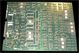 Printed Circuit Board for Samurai.