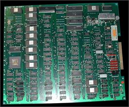 Printed Circuit Board for Shoot Out.