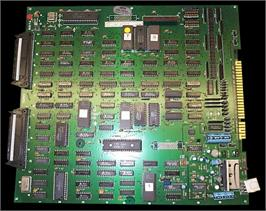 Printed Circuit Board for Silk Worm.