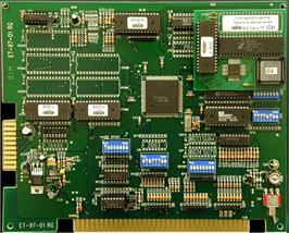 Printed Circuit Board for Skill Cherry '97.