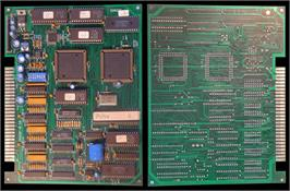 Printed Circuit Board for Snooker 10.