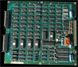 Printed Circuit Board for Solomon no Kagi.