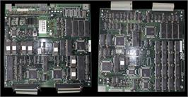 Printed Circuit Board for Special Criminal Investigation.