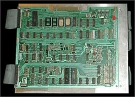 Printed Circuit Board for Spy Hunter.