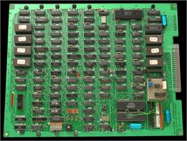 Printed Circuit Board for Squash.