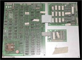 Printed Circuit Board for Stargate.