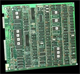 Printed Circuit Board for Strength & Skill.