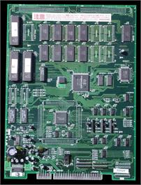 Printed Circuit Board for Strikers 1945 III.