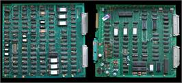 Printed Circuit Board for Submarine.