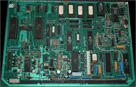 Printed Circuit Board for Super Megatouch IV.