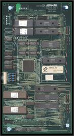 Printed Circuit Board for Taisen Puzzle-dama.