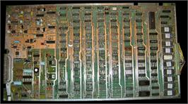 Printed Circuit Board for Tempest Tubes.