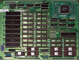 Printed Circuit Board for Tenchi wo Kurau.