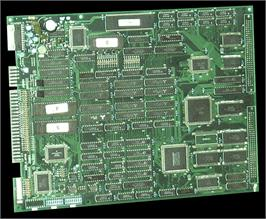 Printed Circuit Board for The Battle-Road.