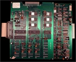 Printed Circuit Board for The Big Pro Wrestling!.