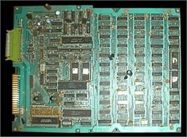 Printed Circuit Board for The Billiards.