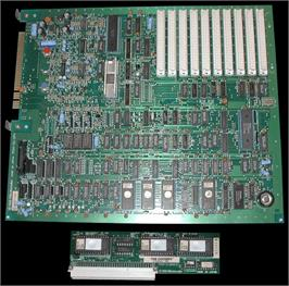 Printed Circuit Board for The Goonies.